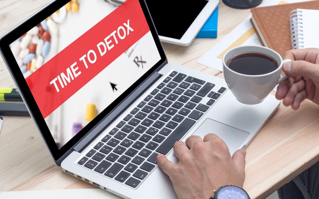 Detox – Abnehmen und Entgiften